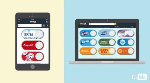 Amazon ダッシュボタン Dash Button 仮想 アプリ Web