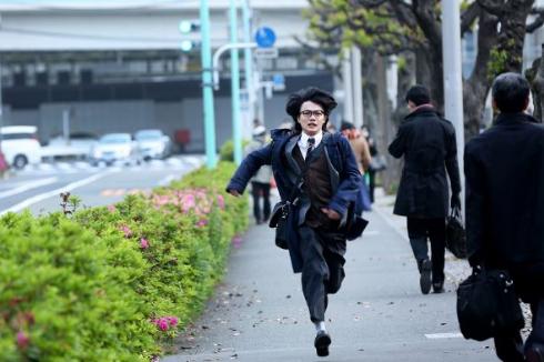 走る桐山零