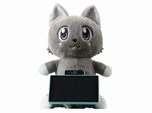 ネコ型ロボット ドコモ ユピテル