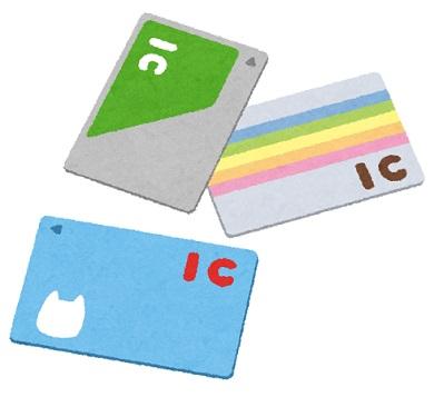 ICカード 改札
