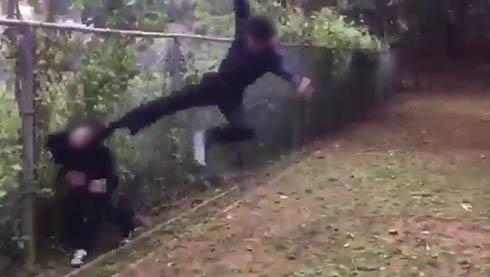 沖縄中学生暴行