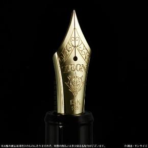 機動戦士ガンダム シャアの万年筆 プラチナ万年筆 プレミアムバンダイ