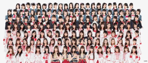 AKB48からは32人が出演