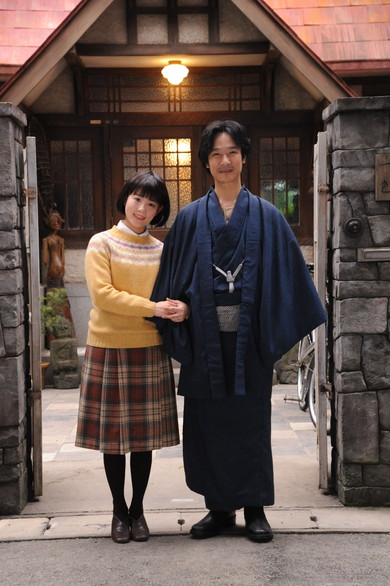西岸良平「鎌倉ものがたり」が堺雅人・高畑充希の初共演で映画化