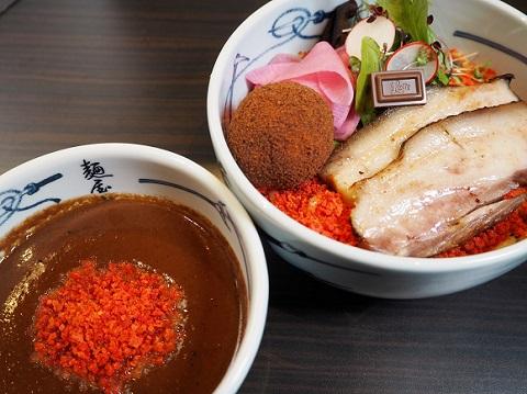 麺屋武蔵バレンタイン