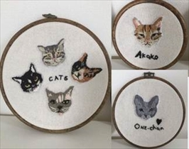 ネコのいる暮らし展
