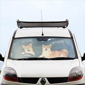子犬のシートベルトパッド