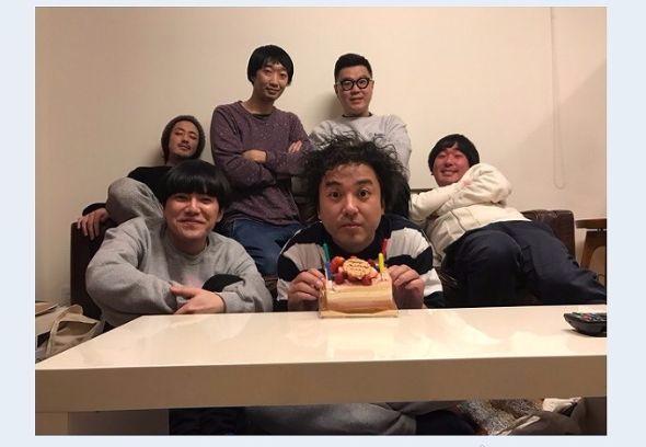 ムロツヨシ 誕生日会