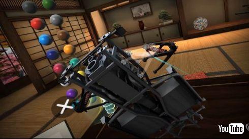 Monzo VR プラモデル 製作 バーチャルリアリティ