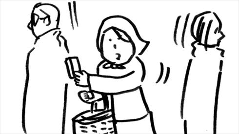 NTT東日本「弊社があの名作をお手伝いしてみました」