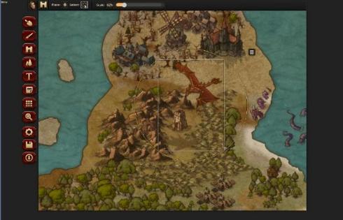 地図 マップ 作成 ファンタジー 作る サイト RPG