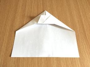 紙飛行機 作り方 世界記録 飛距離 デザイン