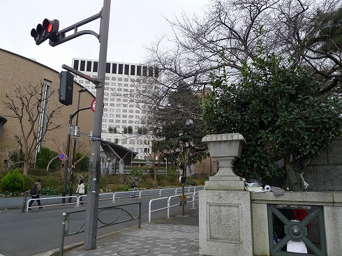 四ッ谷駅前