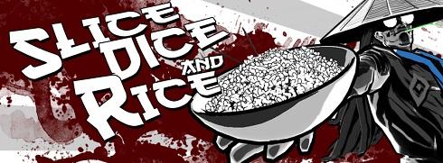 Slice Dice Rice