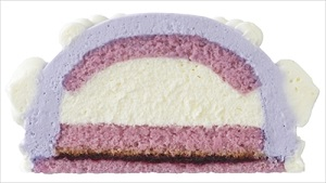 コージーコーナーひなまつりケーキ