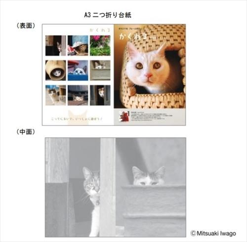 岩合光昭さんフレーム切手セット