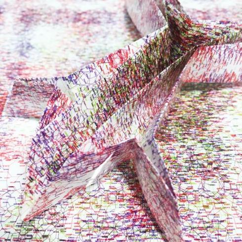 シン・オリガミ ゴジラ 折り紙 解析図