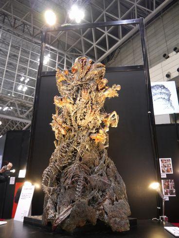 シン・ゴジラ 第5形態 雛形 ワンフェス