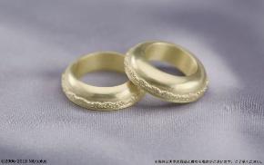 すーぱーそに子 10周年 記念 フィギュア Wedding Ver 結婚 指輪