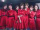 """小嶋陽菜の卒業コンサートで元祖""""神7""""復活! メンバー集結にファン感激「大好きなメンバー」「なつかしいいい」"""