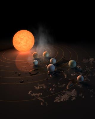 地球によく似た惑星たち