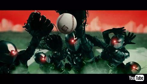 アイエエエ!? 日本通運がニンジャすぎるPV「NINJA BASEBALLER」を公開 ニンジャが出て野球する