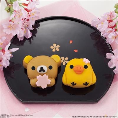 食べマス桜リラックマ