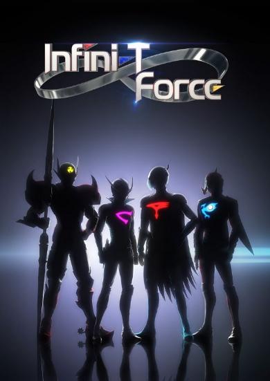 「Infini-T Force」キービジュアル