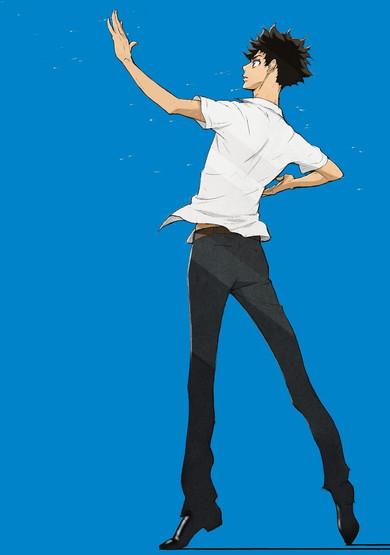 アニメ「ボールルームへようこそ」 土屋神葉さん、佐倉綾音さん、岡本信彦さん、森川智之さんが出演