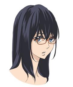 花岡雫(CV:佐倉綾音)表情2