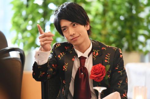 ドラマ「レンタルの恋女」黒羽麻璃央さん演じる謎のキザ男・誠志郎