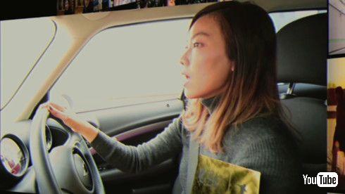 「流動体について」MV、HALCALIのHALCAさん