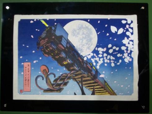 999の旅立ちを描いた「銀河鉄道テイクオフ」