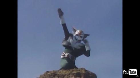 猛と健太郎の友情エネルギーで変身