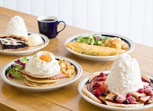 エッグスンシングス梅田茶屋町店