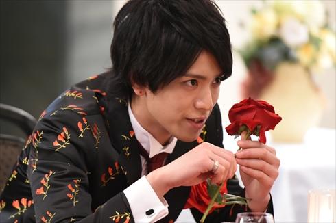 ドラマ「レンタルの恋」謎のキザ男・誠志郎(黒羽麻璃央さん)