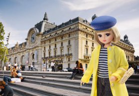 リカちゃん フランス観光親善大使 2017年度 就任