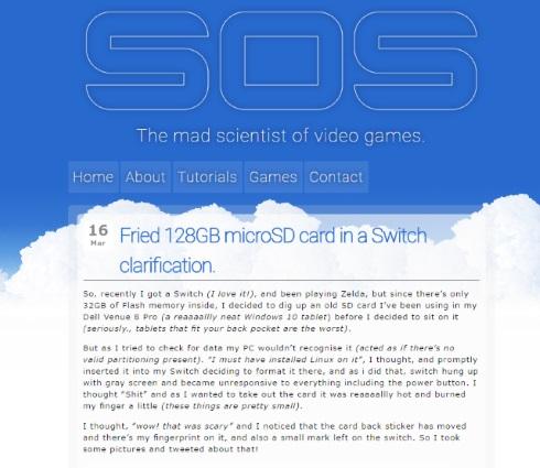 任天堂 Switch サンディスク SDカード