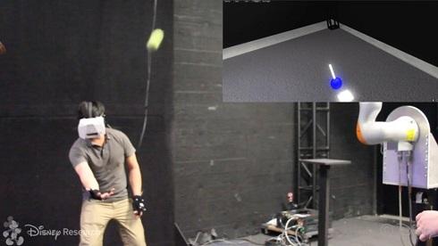 VR ディズニー