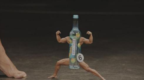 山本耕史「梅酒なのにムキムキ」梅酒もムキムキ