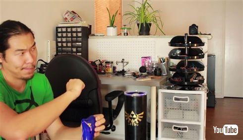 ゼルダ愛を極めすぎたファンがオカリナによる家電操作に成功