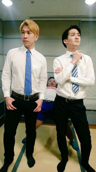 サンシャイン池崎さん with B