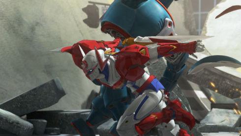 「Infini-T Force(インフィニティ フォース)」テッカマン