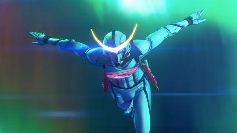 「Infini-T Force(インフィニティ フォース)」キャシャーン