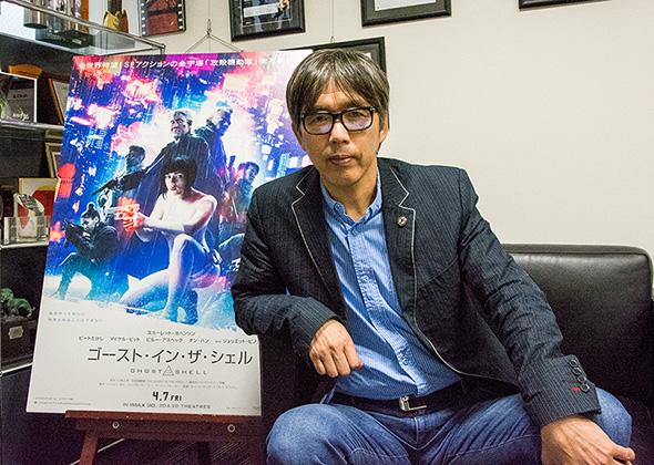 Production I.G石川光久代表取締役社長