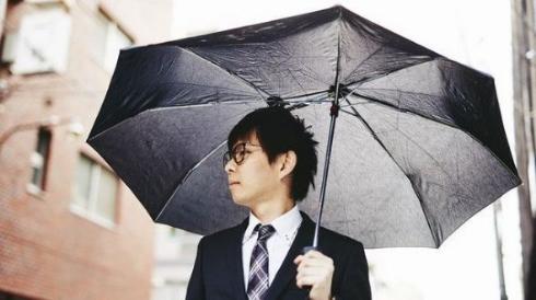 折りたたみ 傘 軸 ずらし シェアリー