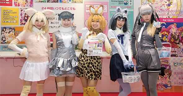 テレビ東京ブース