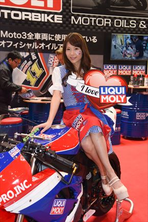 東京モーターサイクルショー