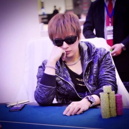 GACKT ポーカー