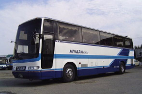 宮崎交通バスカラー